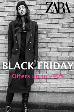 Black Friday offers in the ZARA catalogue ( 1 day ago)
