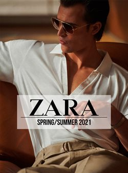 ZARA offers in the ZARA catalogue ( More than a month)