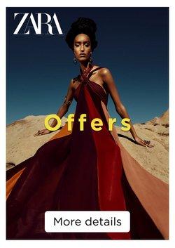ZARA offers in the ZARA catalogue ( 30 days left)