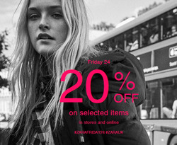 ZARA offers in the Coventry catalogue