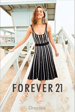 Forever 21 offers in the London catalogue
