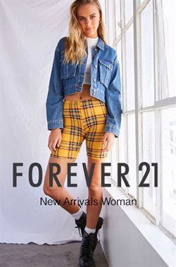 Forever 21 offers in the Ealing catalogue