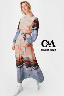 Clothes, Shoes & Accessories offers in the C&A catalogue ( Published today)