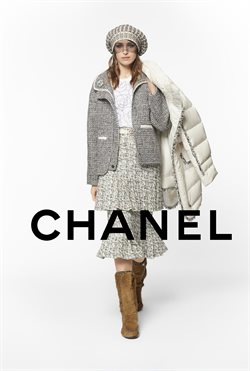 Luxury brands offers in the Chanel catalogue in Aldershot
