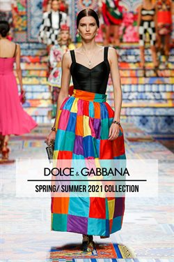 Dolce & Gabbana catalogue ( 3 days left )