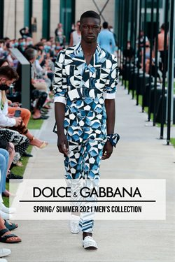 Dolce & Gabbana catalogue ( 4 days left )