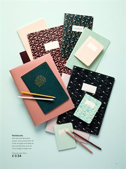 Stationery offers in the Søstrene Grene catalogue in London
