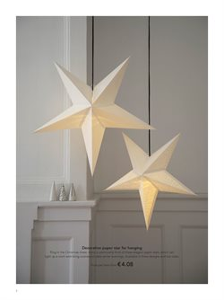 Christmas decoration offers in the Søstrene Grene catalogue in Belfast
