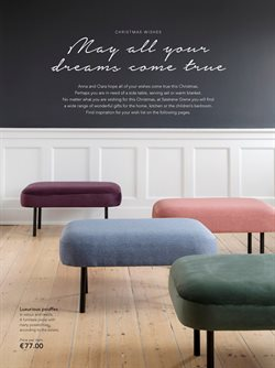 Furniture offers in the Søstrene Grene catalogue in London