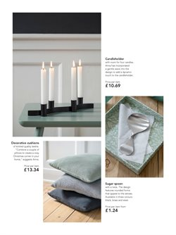 Bedding offers in the Søstrene Grene catalogue in London