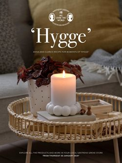 Søstrene Grene catalogue ( Expires today )