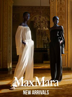 Luxury brands offers in the MaxMara catalogue ( 2 days left)