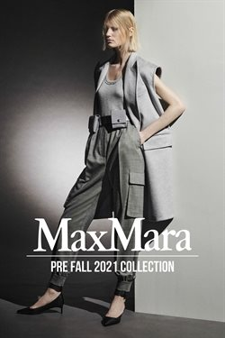 MaxMara offers in the MaxMara catalogue ( More than a month)