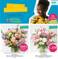 Garden & DIY offers in the Flying Flowers catalogue in London ( 1 day ago )