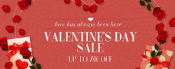 Saint Valentine's Day offers in the Milanoo catalogue in London