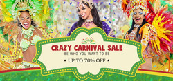 Carnival offers in the Milanoo catalogue in London