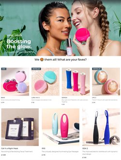 Pharmacy, Perfume & Beauty offers in the Foreo catalogue in Bristol ( 3 days left )