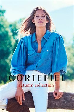 Cortefiel catalogue ( More than a month )