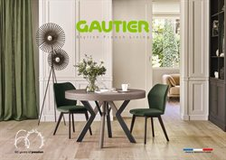 Gautier catalogue ( More than a month )