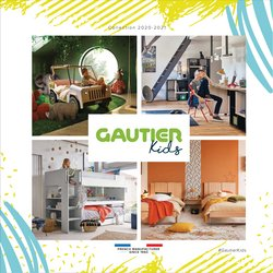 Gautier offers in the Gautier catalogue ( More than a month)