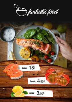 Fish offers in the Fantastic Food catalogue in London