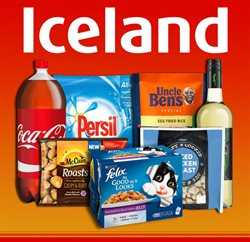 The Mill Batley offers in the Iceland catalogue in Batley