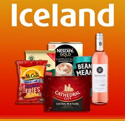 Iceland offers in the Norwich catalogue