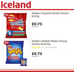 Cheese offers in the Iceland catalogue in London