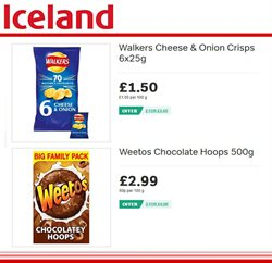 Chocolate offers in the Iceland catalogue in Tower Hamlets