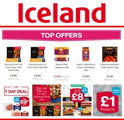 Iceland offers in the York catalogue