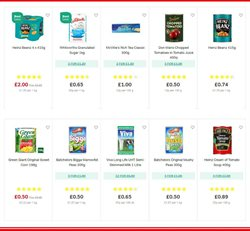 Juice offers in the Iceland catalogue in London