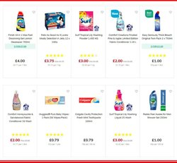 Gel offers in the Iceland catalogue in Cheltenham