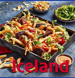 Iceland offers in the Birmingham catalogue