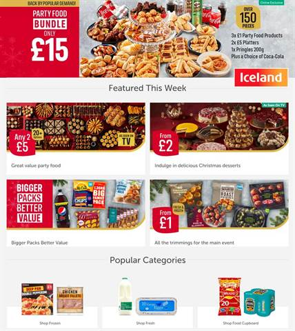 Iceland In Harrogate Offers Promo Codes