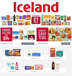 Iceland catalogue in Leeds ( 24 days left )
