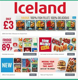 Iceland catalogue in Swansea ( 3 days left )