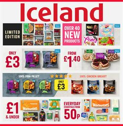 Iceland catalogue in Leicester ( 24 days left )