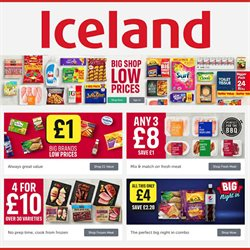 Iceland catalogue The Shires Shopping Centre in Trowbridge ( Expires tomorrow )