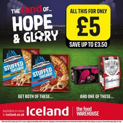 Iceland offers in the Iceland catalogue ( Expired)