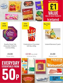 Iceland catalogue ( Expires today)