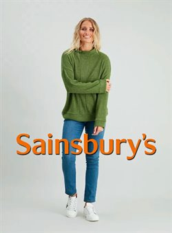 Sainsbury's catalogue ( More than a month )