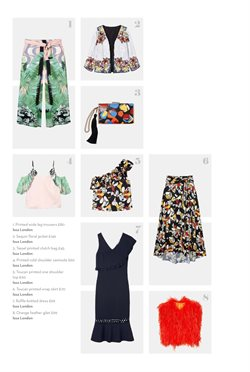 Camisole offers in the House of Fraser catalogue in London