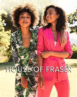 Department Stores offers in the House of Fraser catalogue in Oxford