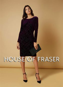 House of Fraser offers in the Runcorn catalogue
