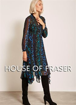 Department Stores offers in the House of Fraser catalogue in Aldershot