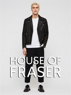 House of Fraser offers in the London catalogue