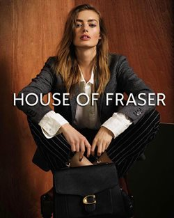 House of Fraser offers in the Wandsworth catalogue