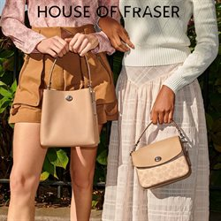 House of Fraser catalogue in London ( 9 days left )