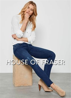 House of Fraser catalogue in London ( Expires today )