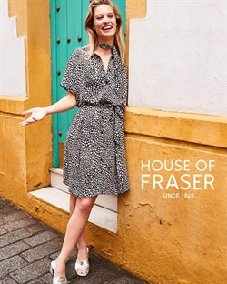 House of Fraser catalogue in Walsall ( More than a month )